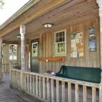 Village Craftsmen front porch