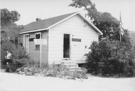 Old Post Office - 1952
