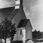 Ocracoke United Methodist Church circa 1950s