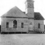 Ocracoke Methodist Episcopal Church (Wesley Chapel) circa 1930