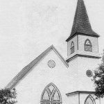 Ocracoke Methodist Episcopal Church, South, circa 1930