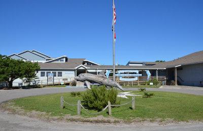 Ocracoke School