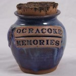 Ocracoke Memories Jar