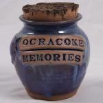 Ocracoke Memories Jar