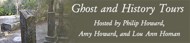 Ghost and History Tours