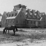 Berkley Castle on Ocracoke Island - 1960s