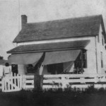 Bragg-Howard House On Ocracoke Island - 1932