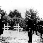 British Cemetery Burial Ceremony On Ocracoke Island- 1942