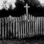 The British Cemetery On Ocracoke Island Was Originally Know As THe Cunningham Cemetery