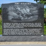 Fort Ocracoke Memorial - Front