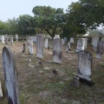 Howard Cemetery Inside On Ocracoke Island
