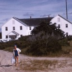 Wahab Village Hotel On Ocracoke Island - 1958
