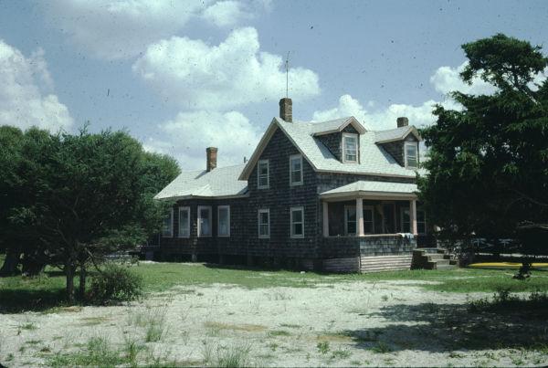 William Ellis Williams House - mid-1970s