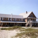 Island Inn in the early 1960s