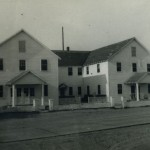 Wahab Village Hotel On Ocracoke Island - 1950s