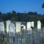 Howard Cemetery On Ocracoke Island - 1960s