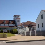 NCCAT Ocracoke Campus From Back