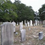Howard Cemetery Graves On Ocracoke Island - 2000s