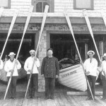 A typical USLSS rescue crew on the Outer Banks