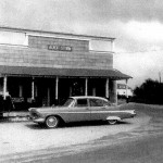 Albert Styron's Store On Ocracoke Island - 1960s