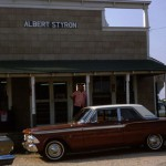 Albert Styron's Store On Ocracoke Island - 1963