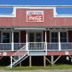Albert Styron's Store on Ocracoke Island