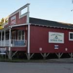 Albert Styron's Store On Ocracoke Island - 2014