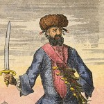 Blackbeard With Sword