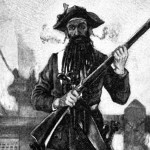 Blackbeard With Rifle
