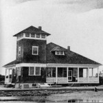 The first U.S. Coast Guard Station Ocracoke - 1930s