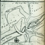 Old Ocracoke Inlet Map