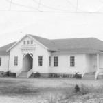 Ocracoke School circa 1950s