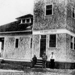 First U.S. Coast Guard Station Ocracoke - 1930s