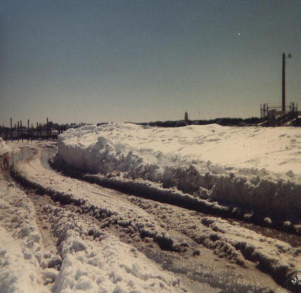 snow in Ocracoke 600px