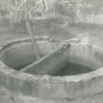 Old Well or Cistern At Springer's Point On Ocracoke Island - 1930s