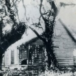 Old House at Springer's Point On Ocracoke Island - 1930s