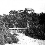 Old House At Springer's Point On Ocracoke Island - 1941
