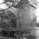 Old House At Springer's Point On Ocracoke Island - 1938