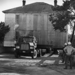 David Williams House Being Moved To Become Ocracoke Preservation Society Museum- 1989