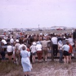 Ocracoke Pony Roundup - 1959