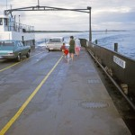Early State To Ocracoke Island Ferry Crossing Hatteras Inlet - 1960s