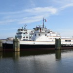 Ocracoke Island Ferry Slip On Silver Lake