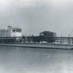 Frazier Peele's Ferry To Ocracoke - 1950s