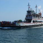 "Hatteras Inlet Ferry To Ocracoke Island ""J. Stanford White"""