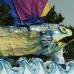 Parade float - 1989