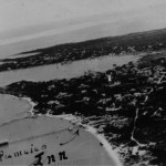 Silver Lake from the air circa 1930s