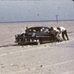 Off Road Driving On Ocracoke Island - 1956