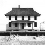 Cedar Hammock Coast Guard Station Ocracoke Island