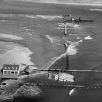 Cedar Hammock Coast Guard Station On Ocracoke Island - 1955