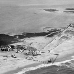 Cedar Hammock Coast Guard Station On Ocracoke Island - 1950s